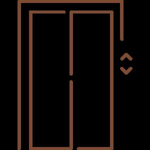 Aufzug Motel Keckeis Inn